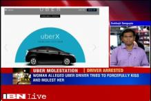 Uber cab driver Vinod accused of molesting a female passenger in Gurgaon arrested