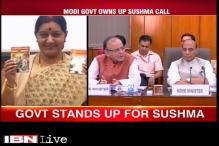 Lalit Modi visa row: Opposition ups the ante, Centre defends Sushma Swaraj