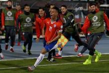 Chile edge past Peru to reach Copa America final