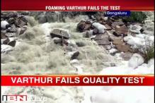Varthur lake in Bengaluru fails quality test