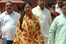 Delhi HC to hear plea seeking CBI probe against Vasundhara, son on land sale on October 19