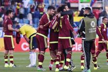 Venezuela stun Colombia 1-0 in Copa America