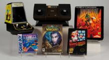 6 iconic video games are the first inductees into the World Video Game Hall of Fame