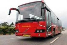37 onboard inaugurate the Kolkata-Agartala via Dhaka bus service