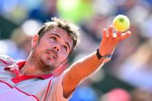 Wawrinka stopped in his tracks by Anderson bombardment