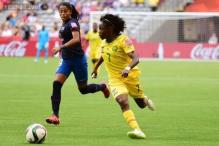 Cameroon overpower fellow debutants Ecuador with 6-0 win