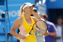 Former champion Caroline Wozniacki through to Eastbourne semis