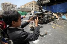 Car bomb explodes near mosque in rebel-held Yemen; Shiite Muslims targetted