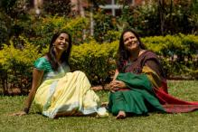 #100SareePact: Two women lead the movement to revive the saree culture