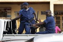 Overnight blasts, gunfire mar Burundi presidential vote