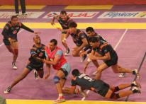 Bengal Warriors grab third semi-final spot in Pro Kabaddi