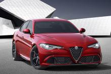 Alfa Romeo unveils new sports sedan Giulia