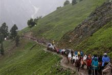 J&K: Amarnath Yatra halted on Baltal route due to land slides