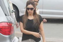 Snapshot: Gauri Khan and Aryan Khan spotted at the funeral of Shah Rukh Khan's spot boy, Subhash Dada