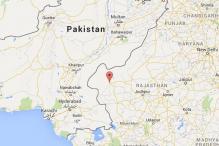 IAF UAV crashes in Rajasthan's Jaisalmer