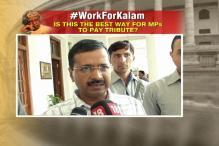 People should work to respect Dr Abdul kalam's memory: Arvind Kejriwal