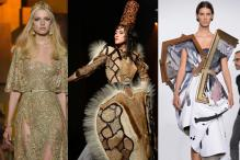 Paris Fashion Week: Best looks from Elie Saab, Jean Paul Gaultier and more