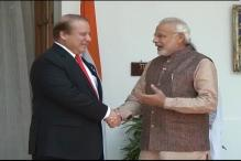 Nawaz Sharif sends mangoes to Narendra Modi on Id