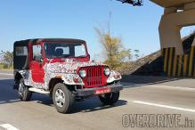 2015 Mahindra Thar coming to India on July 22