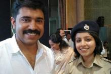 Kerala IPS officer Merin Joseph poses with actor Nivin Pauly, courts controversy, slams media