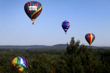 10 perfectly-timed photos of the New Jersey Festival of Ballooning that will leave you stunned