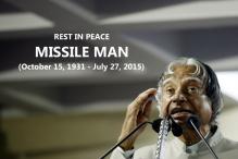 Twitter mourns the demise of former President APJ Abdul Kalam