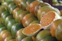 Eating citrus fruits may increase skin cancer risk