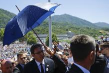 Serbian Prime Minister chased away from Srebrenica genocide anniversary