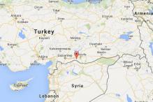 At least 20 dead in Turkey border town blast: TV reports