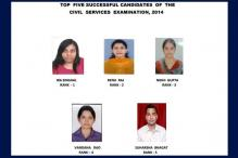 Women power at full display in 2014 UPSC Civil Services exam, female candidates bag the top 4 spots