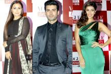 Photos: Rani Mukerji, Fawad Khan, Nimrat Kaur attend Vogue Beauty Awards 2015