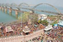 Once in 144 years Maha Pushkaralu attracts over 5 crore devotees, one of the biggest in the world