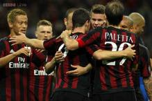 Silvio Berlusconi demands AC Milan return to Champions League