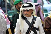 Saudi Prince Alwaleed bin Talal pledges entire $32 billion fortune to charity