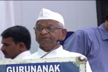 Delhi government says open to suggestions from Anna Hazare on Jan Lokpal