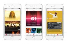 Burberry becomes first fashion brand to launch Apple Music channel