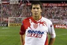 Argentine footballer killed in car crash