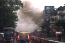 Mumbai: Fire in a shop at Linking road, no casualties