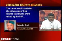BJP targets Virbhadra Singh, alleges massive tax evasion, corruption by Himachal CM