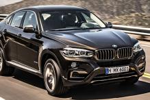 The new BMW X6 to be launched in India on July 23