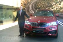 The new BMW X6 launched in India at Rs 1.15 crore