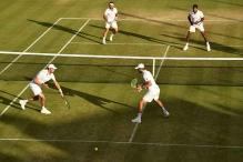Rohan Boppanna-Florin Mergea stun Bryan brothers to reach Wimbledon semis