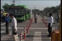 Dismantling of BRT corridor starts today