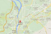 Explosion outside Italian Consulate in Cairo