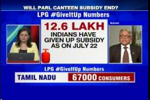 Over 20000 people are giving up their LPG subsidy everyday: Government