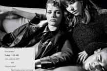 'A light threesome never hurt anyone,' says new Calvin Klein Jeans ad inspired by sexting