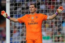 Iker Casillas leaves Real Madrid for Porto after 16 seasons