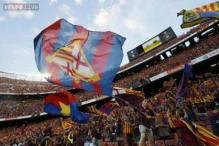 Barcelona, Athletic Bilbao face fines for politically-motivated whistles