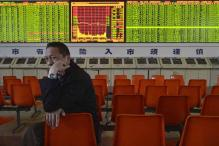 China shares give up this year's gains in brutal selloff