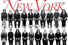 Bill Cosby accusers feature in magazine photo series